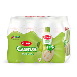 Star Guava Drink With Sleeve 12x245ml