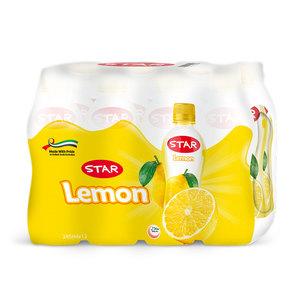 Star Lemon Drink With Sleeve 12x245ml
