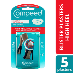 Compeed High Heel Blister Plasters 5pcs