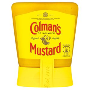 Colman's Mustard English Squeeze 150g