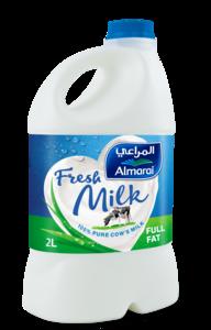 Almarai Full Fat Milk 2L