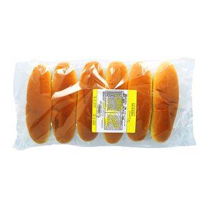 Modern Bakery Bread Roll Hot Dog Potato 6pcs