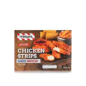 Tgi Fridays Boneless Chicken Strips 250g