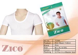 Zico Mens T-Shirt 1pc