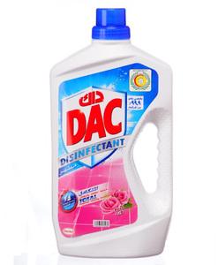 Dac Disinfectant Rose + Floral 2x2.9L