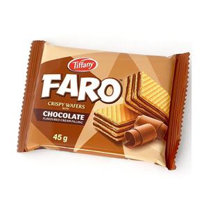 Tiffany Wafer Faro Chocolate 45g