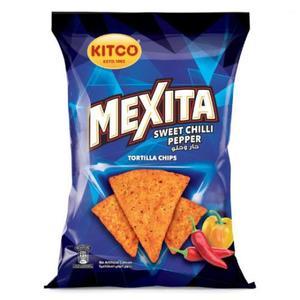 Kitco Mexita Tortlla Sweet Chili Pepper 40g