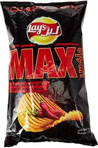 Lays Max Flaming Hot Chips 75g