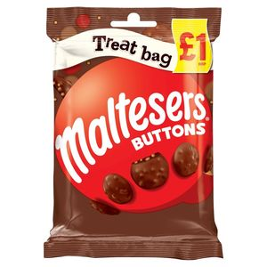 Maltesers Buttons Treat Bags 68g