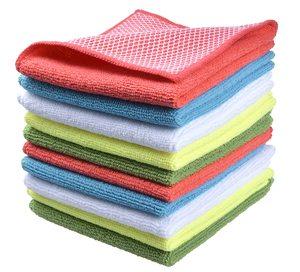 Leen Cotton Dish Cloths 1set