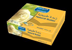 Almarai Butter Unsalted Natural Foil 100x10g