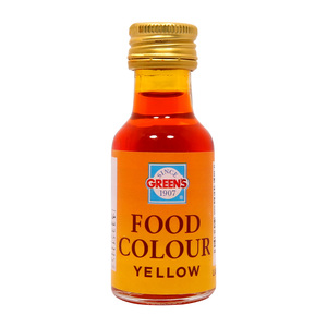 Green's Food Colour Yellow 28ml
