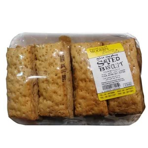 Modern Bakery Toast Salted Biscuits Plain 1pack