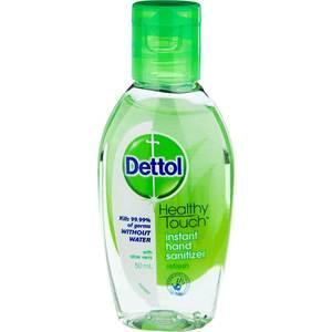 Dettol Aloe Vera Moisturizing Hand Sanitizer 50ml