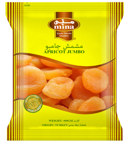 Mina Apricotes Jumbo 400g