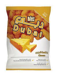 Mino Dubai Puffed Corn With Cheese 13g