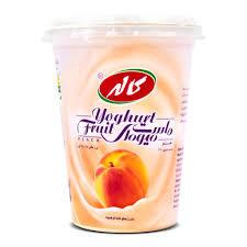 Kalleh Fruit Yogurt Tropical Fruit 125g