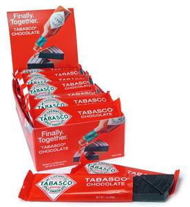 Tabasco Chocolate Bar Sleeves 1pc