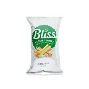 Kitco Bliss Vegetable Straws Original 135g