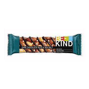 Be Kind Dark Choco Nuts And Sea Salt Bar 40g