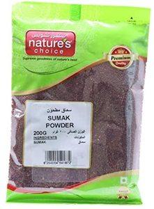 Natures Choice Sumak Powder 200g