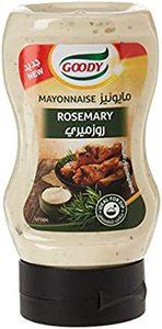 Goody Rosemary Mayonnaise 250ml