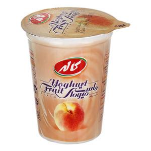 Kalleh Fruit Yogurt Peach 125g