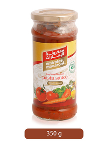 Emirates Pasta Sauce Traditional 350g