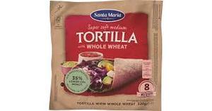 Santa Maria Whole Wheat Tortilla 320g