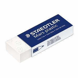 Staedtler Plastic Eraser Single 1pc