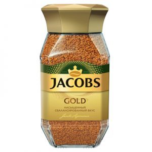 Jacobs Gold 190g