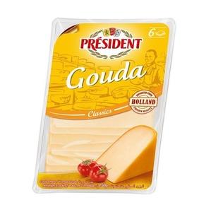 President Gouda Light Slice 150g