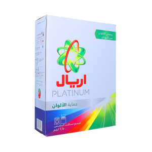 Ariel Platinum Automatic Color Protect Laundry Powder Detergent 2.25kg