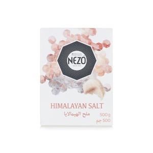 Nezo Himalayan Pink Coarse Salt 500g