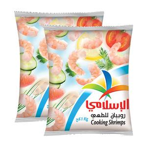 Al Islami Al Jumbo Shrimp Cooked Tail On 450g