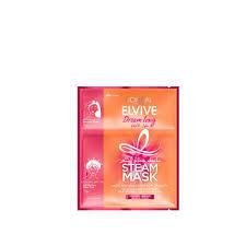 Elvive Dream Long Steam Mask 1pc