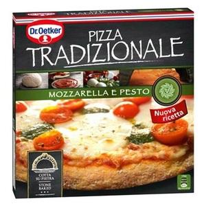 Dr.Oetker Traditional Mozzarella Pesto 370g