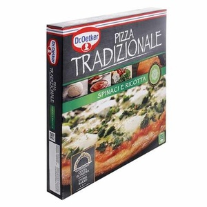 Dr.Oetker Traditional Spinach Ricotta Cheese 405g