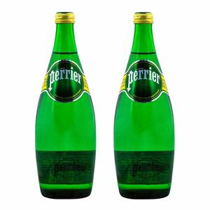 Perrier Mineral Water 2x750ml