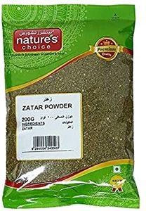 Natures Choice Zaatar Powder 200g