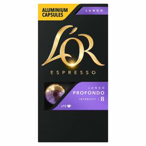 Jacobs L'Or Coffee Capsules 10x52g
