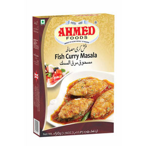 Ahmed Masala Fish Curry 50g