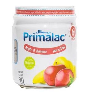 Primalac Apple And Banana Puree 90g