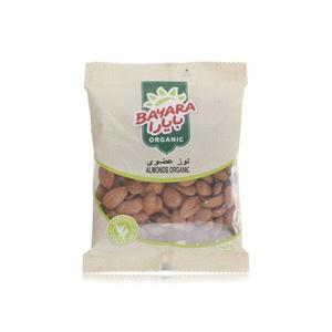 Bayara Almonds Organic 200g