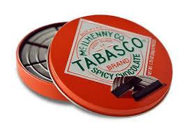 Tabasco Chocolate Tin Sleeves 1pc