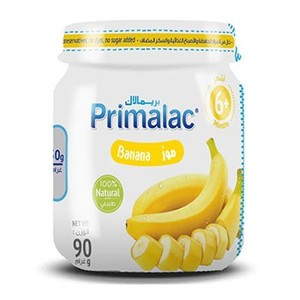 Primalac Banana Puree 90g