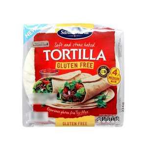 Santa Maria Tortilla Gluteen Free 224g