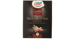 Goody Penne Rigate With Whole Wheat 250g