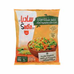 Sadia Frozen Mix Vegetable 450g