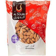 Al Douri Almond Raw 400g